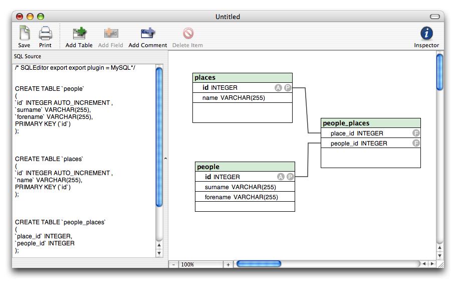 kikutechlogic     ER       Diagram       Tool    for Mac