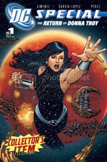 The Return of Donna Troy