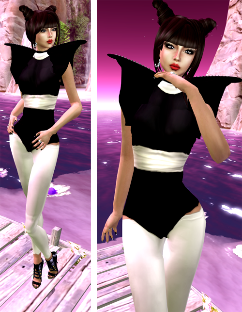 -Glam Affair- [ELEMENT] - URIA Suit