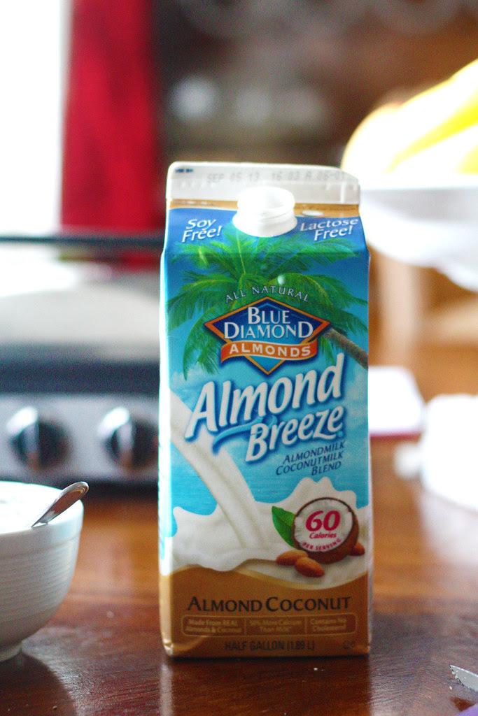 Almond Breeze Coconut