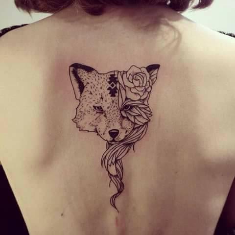 Ideas De Tatuajes En La Espalda Para Mujeres Beauty And Fashion