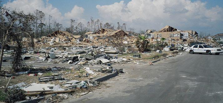 Hurricane Katrina - August 29, 2005   Devastating Disasters
