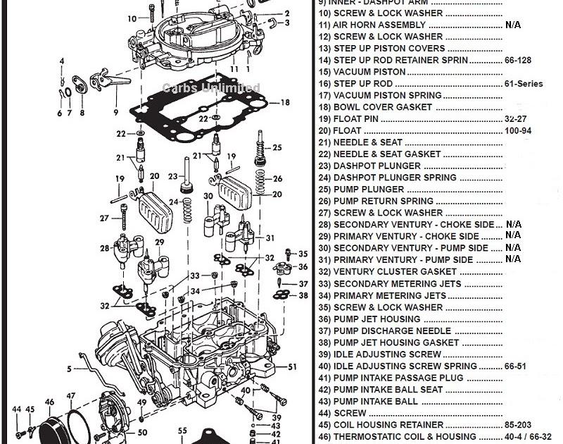 how to adjust rochester 2 barrel carburetor