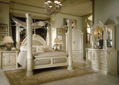 Royal Bedrooms and More... on Pinterest