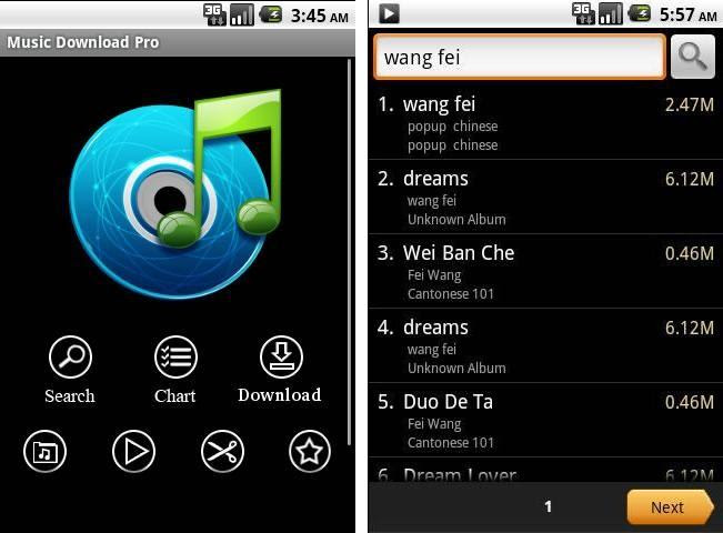 Os 7 melhores apps para baixar música no Android [vídeo]