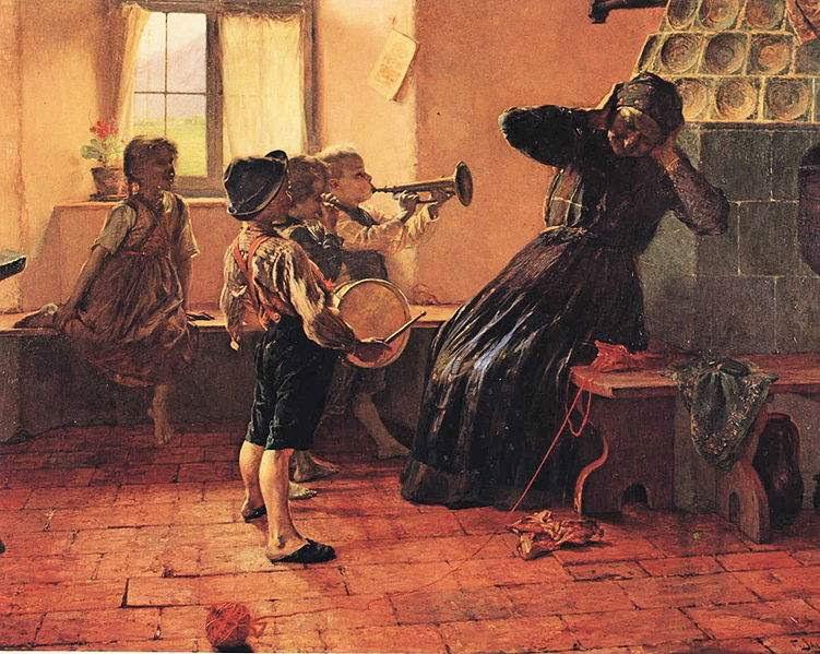 Children's Concert by Georgios Jakobides