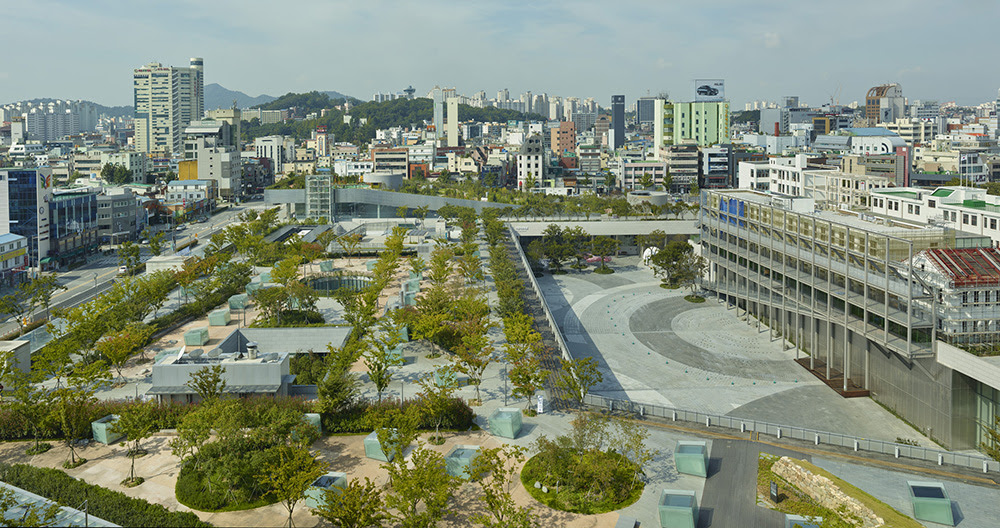 In South Korea, a New 'Forest of Light' ‹ Architects and Artisans