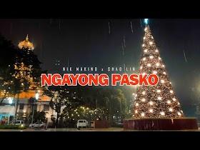 Ngayong Pasko by Nik Makino feat. Shao Lin [Lyric Video]