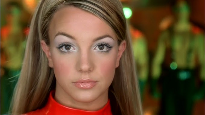 Britney Spears - Oops!...I Did It Again (DWAD Remix)