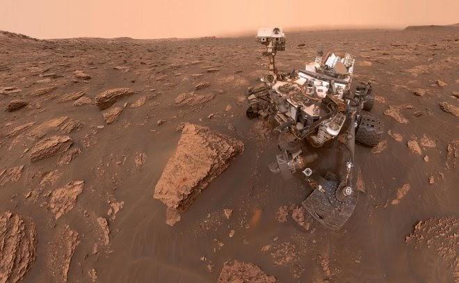 Ученые раскрыли тайну марсианского метана: почему газ в атмосфере есть, но его нет