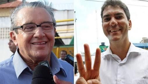 Resultado de imagem para IMAGENS DE ZÉ REINALDO E EDUARDO BRAIDE