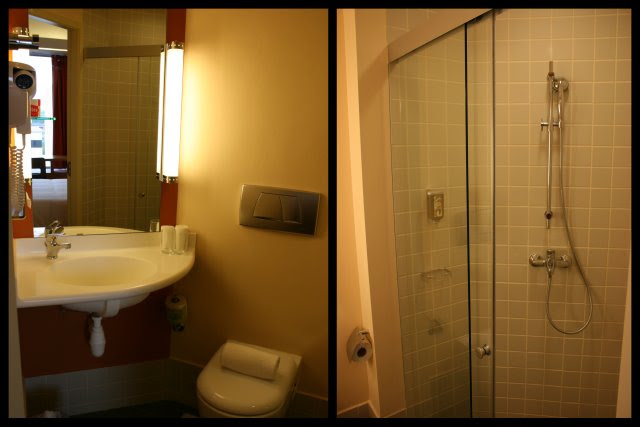 Ibis Singapore (Bencoolen) Bathroom