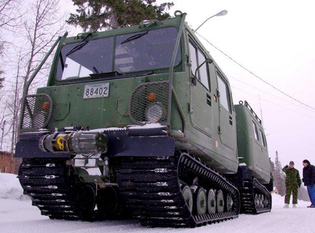 Canadá gastar miles de millones en equipo militar Ártico
