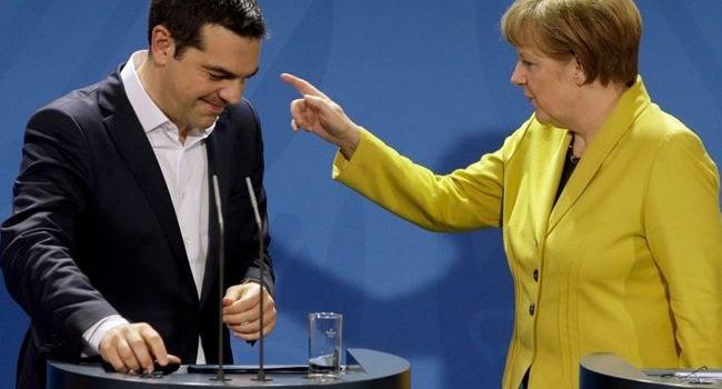Berlino potrebbe prendersi la responsabilità di cacciare la Grecia dall'euro