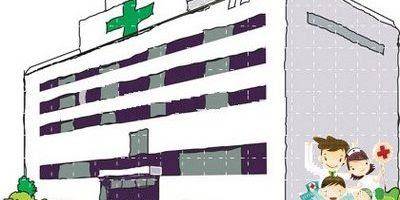 97 Gambar Rumah Sakit Versi Kartun Gratis