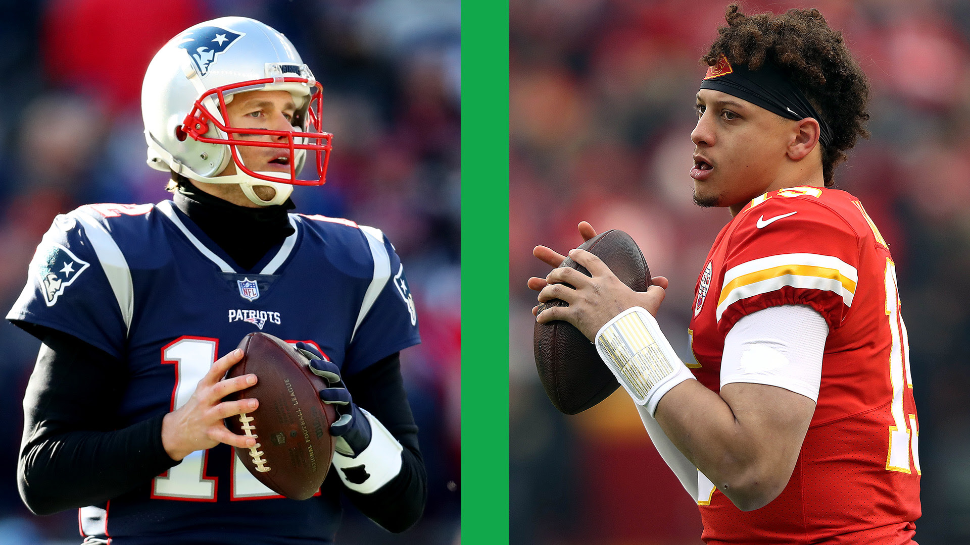 NFL playoffs 2019: Patrick Mahomes vs. Tom Brady  NFL  Sporting News