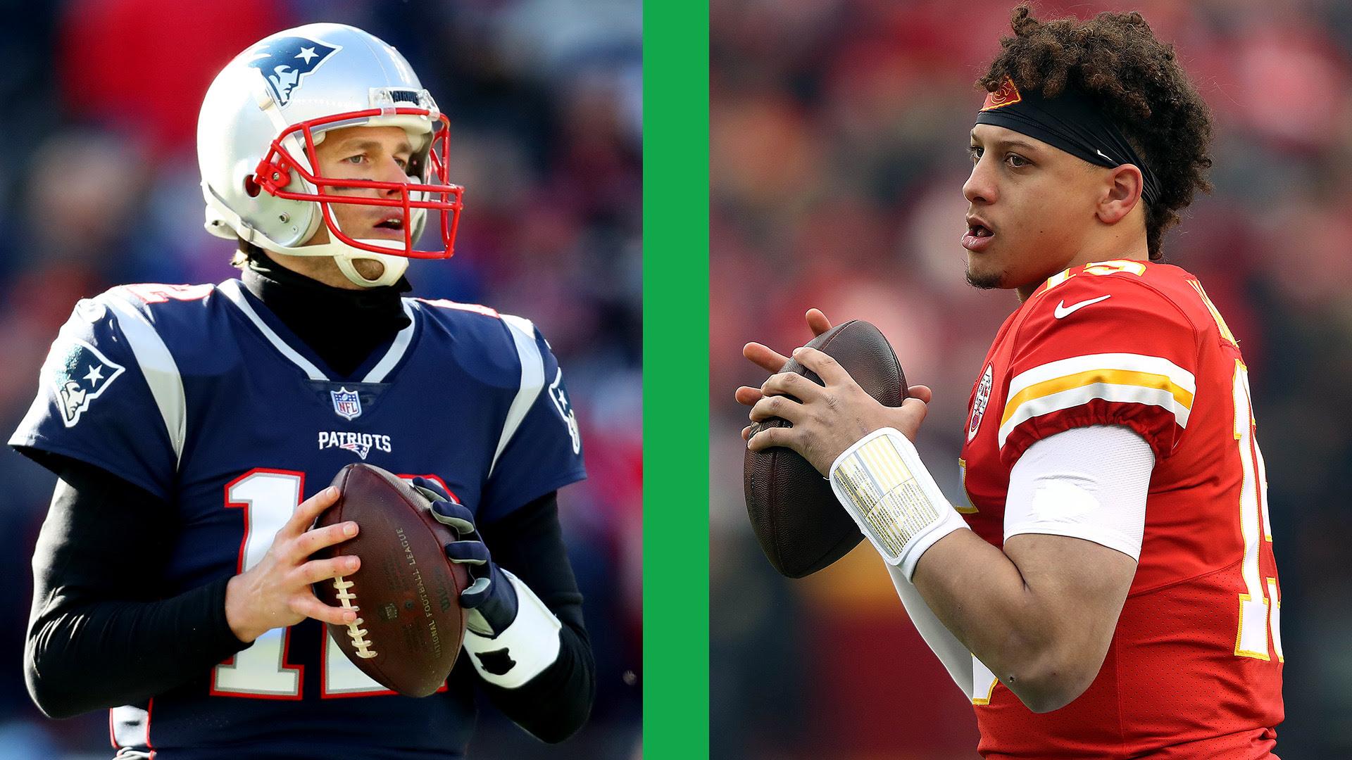 NFL playoffs 2019: Patrick Mahomes vs. Tom Brady  NFL  Sporting News