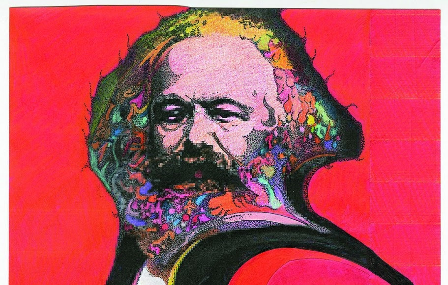 Marx 200 Ans Après Amour Gloire Et Beauté