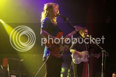 Dean & Britta @ The Mod Club: photo by Michael Ligon