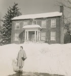 Amherst St. house, Dec. 1960