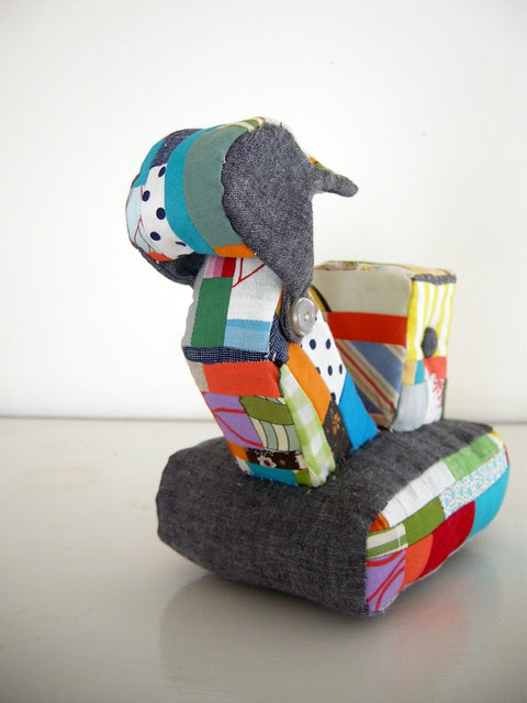patchwork digger