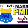 Lirik Lagu Mars PMII Versi Bahasa Inggris - Download Mp3