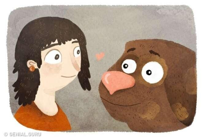 Maneiras de dizer ao seu cachorro o quanto você o ama