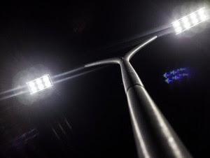 Santiago tendrá un moderno sistema de alumbrado público con 26 mil luminarias tipo Led