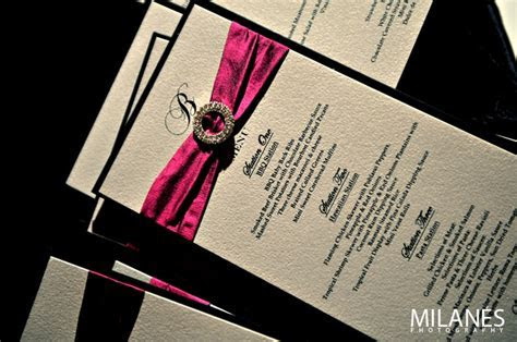 Top 25 ideas about Pink & Black Weddings on Pinterest