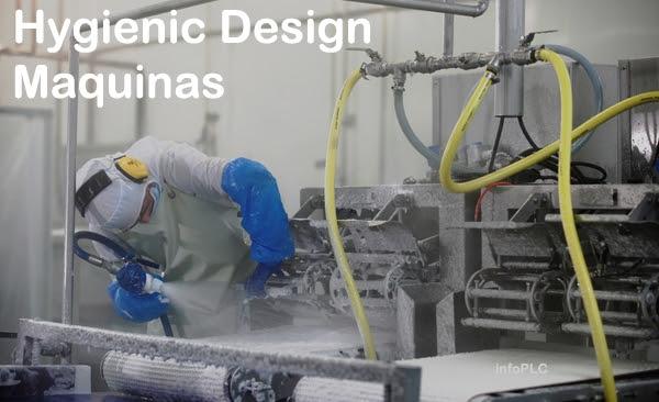 Hygienic Design en la industria de la alimentación