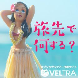 旅先で何をするか迷ったら オプショナルツアー予約サイト「VELTRA(ベルトラ)」