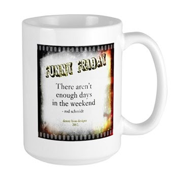 Funny Friday Weekend Mug