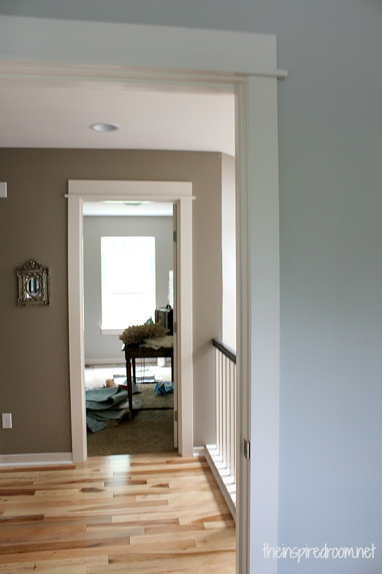 Improving the Visual Flow Between Rooms - The Inspired Room