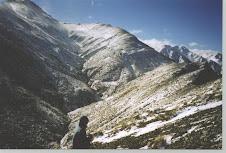 Tiraha and the route to Sawtooth Ridge