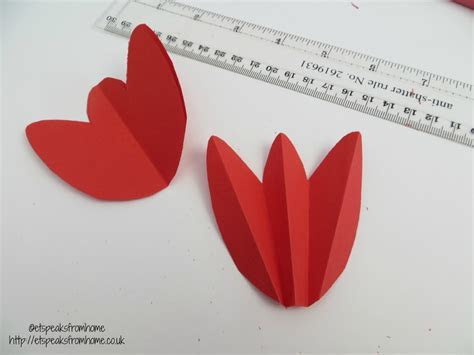 3D Tulip Flower Mother Day Card   ET Speaks From Home
