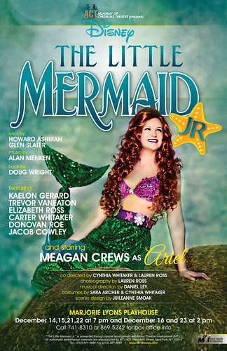 Little Mermaid (jr) Dec 14 - 23, MLP by trudeau
