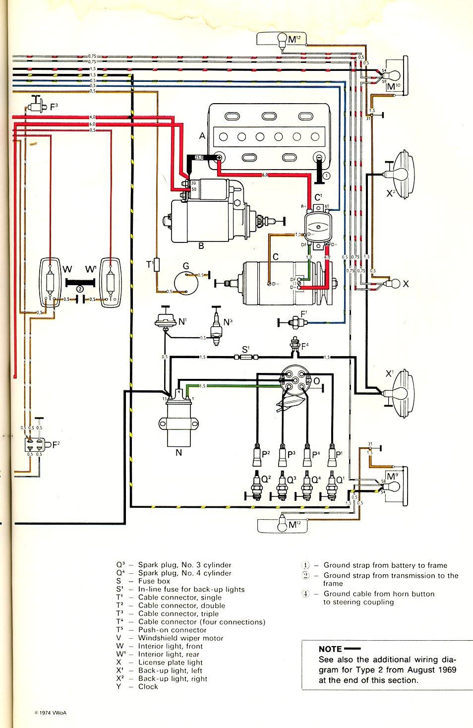 Www Thesamba Com Vw Archives Info Wiring Baybus