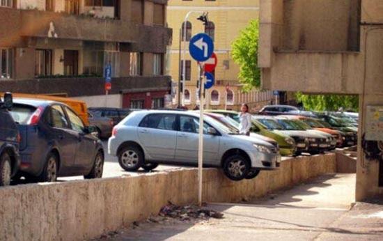 Καταστροφικά παρκαρίσματα (9)