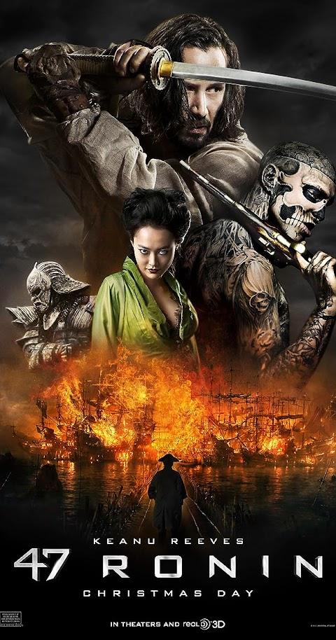 47 Ronin(2013) 480p 720p 1080p BluRay Dual Audio (Hindi+English) Full Movie