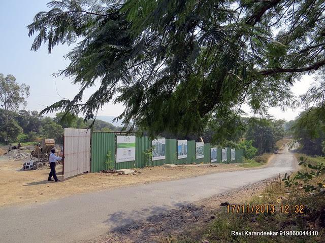 "Proposed 180 feet Nande Pirangut Road - Visit Amit Rujuta Ventures' ""Gloria"" 1 BHK 1.5 BHK 2 BHK Flats at Nande near Hinjewadi on Pirangut Nande  Road Taluka Mulshi District Pune 412115"