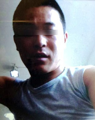 Wang Tse persuaded guards to allow him to hold sex sessions in his prison cell