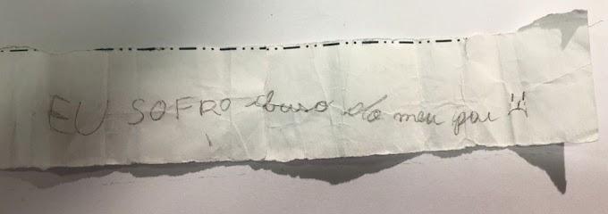Menina de 11 anos entrega pedido de socorro a amiga de escola em Paulínia: 'Eu sofro abuso do meu pai'