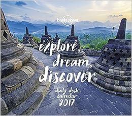 Buy Lonely Planet Daily Desk Calendar 2017 (Calendars 2017) Book ...