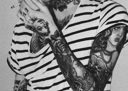 Black Amp White Tattoo Tattoos Traditional Favimcom 173717