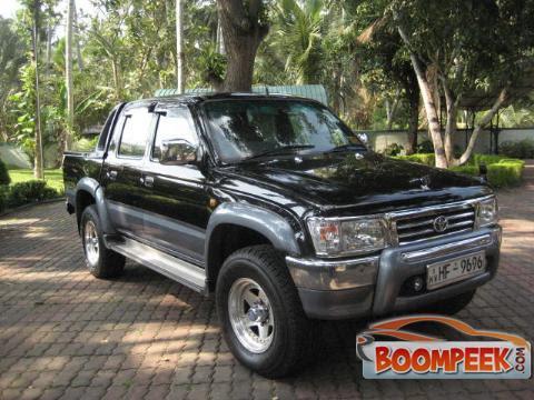 Toyota Double Cab Suv Jeep For Sale In Sri Lanka Ad Id