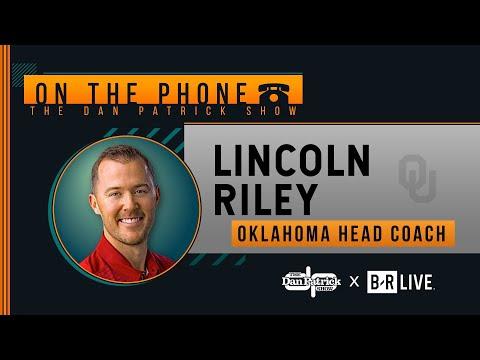 Sooners HC Lincoln Riley Talks NFL, Kyler, Baker & More with Dan Patrick