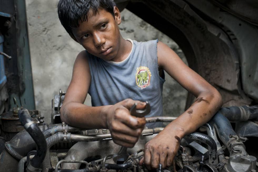 Así te contamos el trabajo infantil en 10 reportajes
