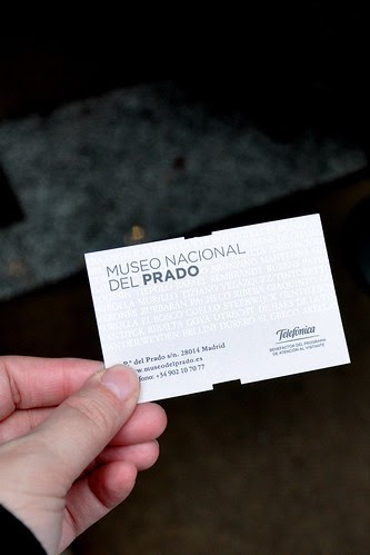 PradoCard