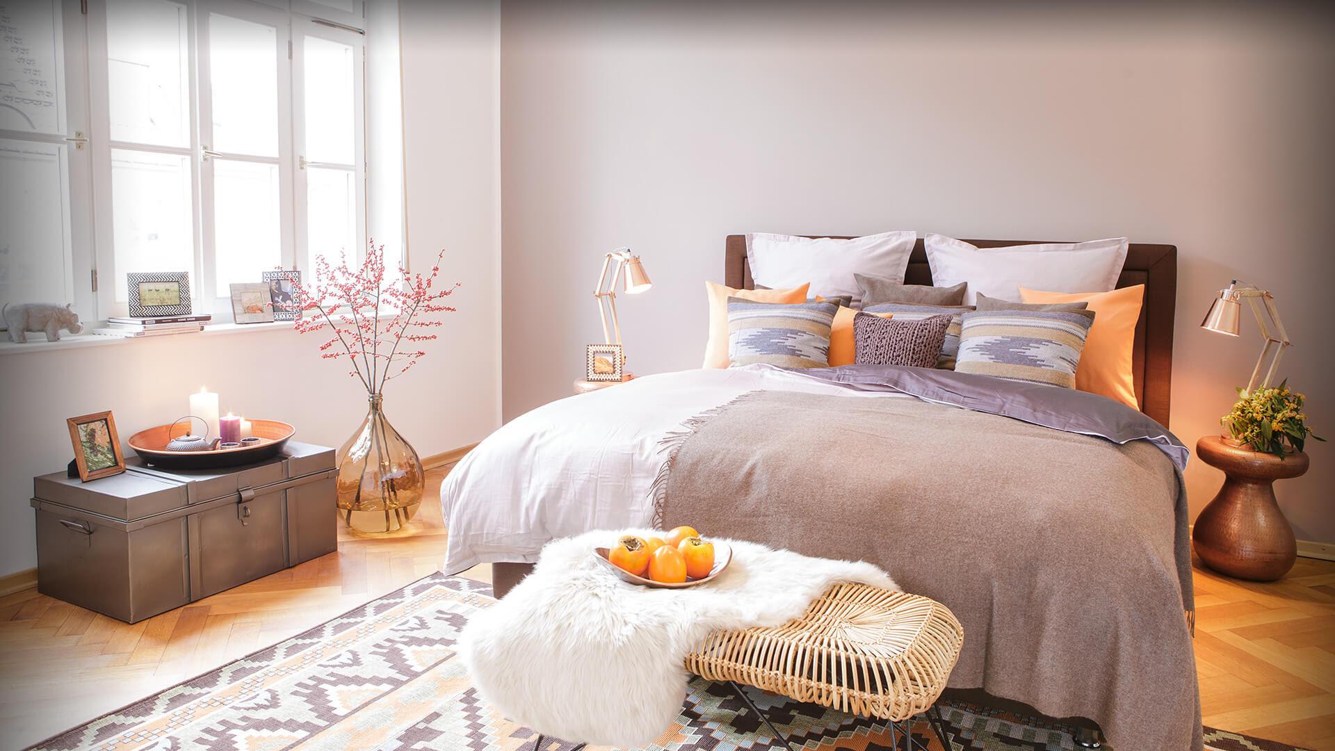 Die ideale Raumgestaltung: Schlafzimmer     Zeit Raum Design