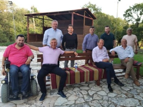 Πραγματοποιήθηκε  Επίσκεψη  της Π.Ο.Σ.Σ.  σε Πρέβεζα και Τζουμέρκα ενόψει του 27ου  Οργανωτικού Συνεδρίου